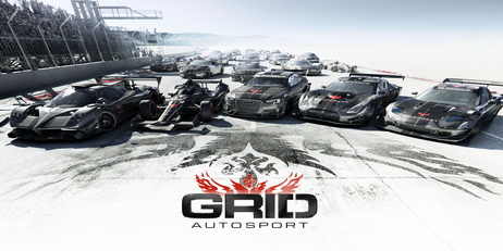 Купить Grid Autosport - Steam Gift