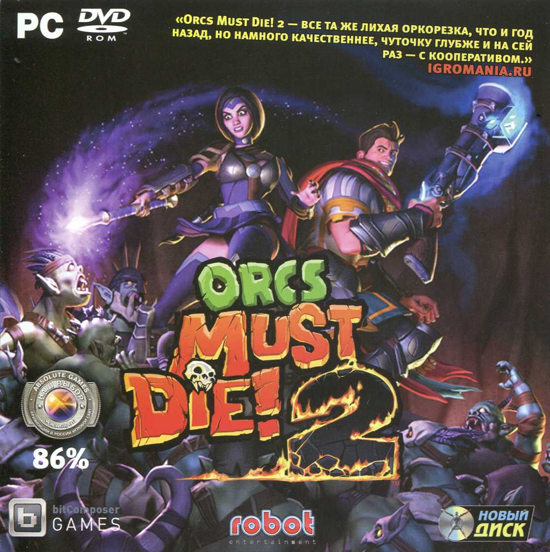 Orcs Must Die! 2 (Steam key, RU/CIS)