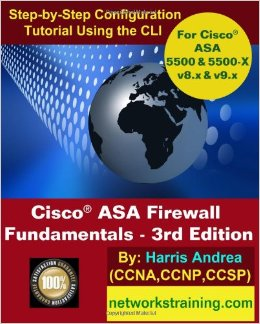 Cisco ASA Firewall Fundamentals - 3rd Edition