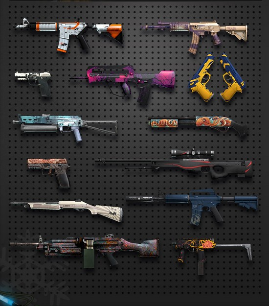 Random Weapon Counter Strike: GO + DISCOUNT + BONUS