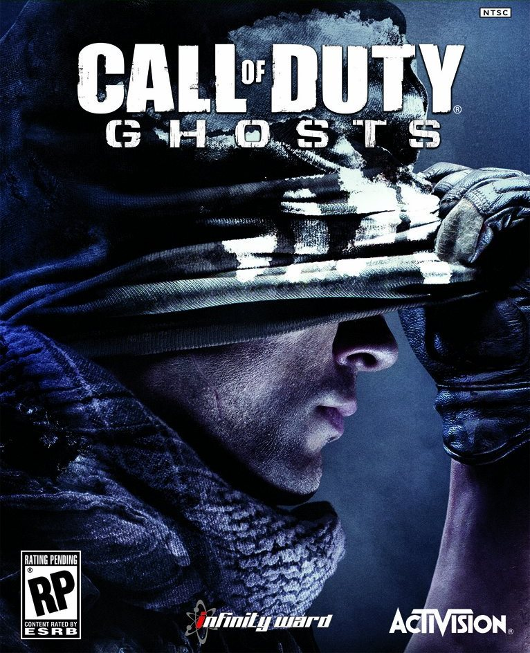 Call of Duty GHOSTS EU+DLC (REGION FREE/MULTILANG)