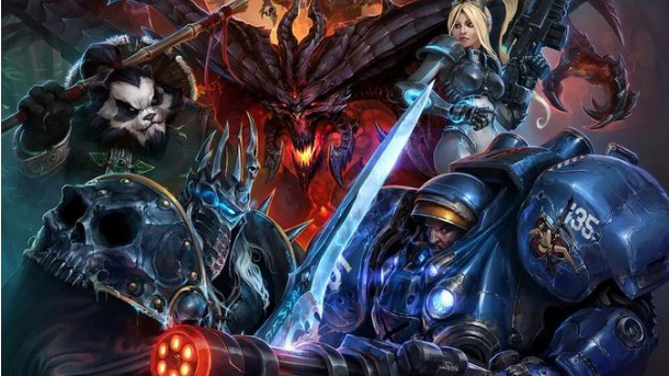 Heroes of the Storm Beta KEY EU