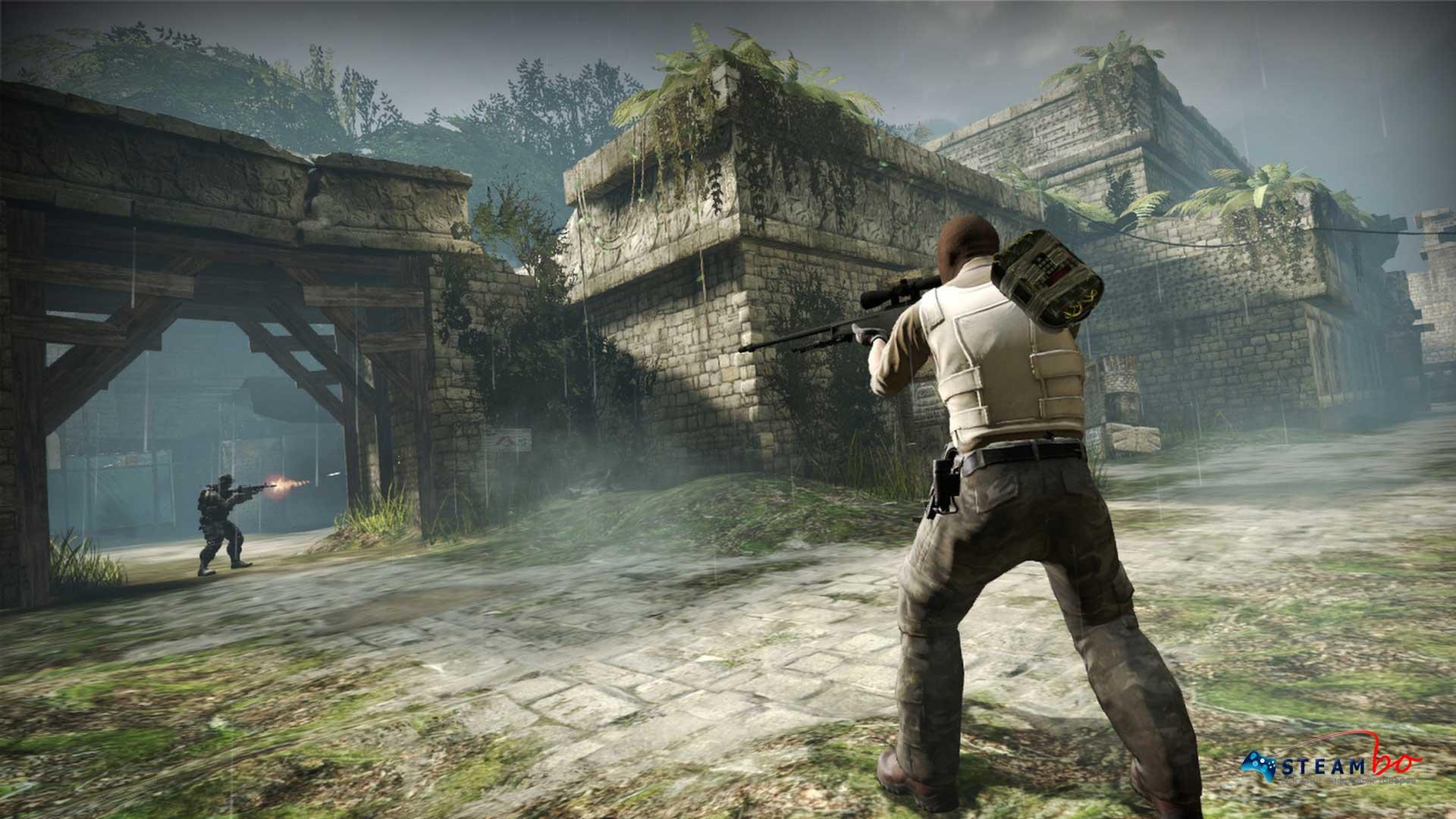После оплаты Вы получаете ключ игры Counter-Strike Global Offensive