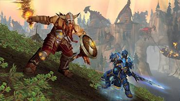 World of Warcraft BATTLECHEST + draenor - 30 (EU)