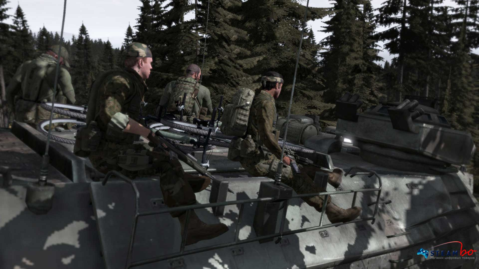 Arma II: Complete Collection+ Dayz ROW (Steam Gift/Key)