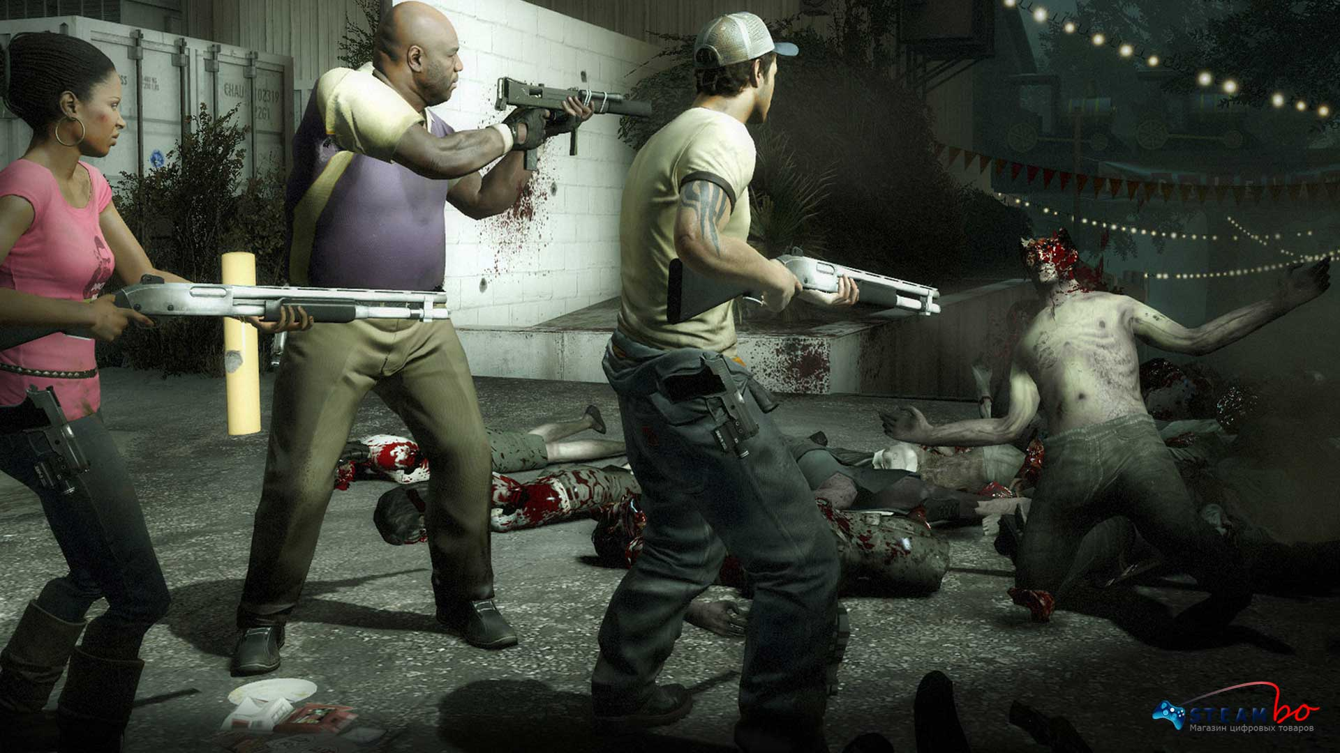 Left 4 Dead 2 Region Free (Steam Gift / Key)