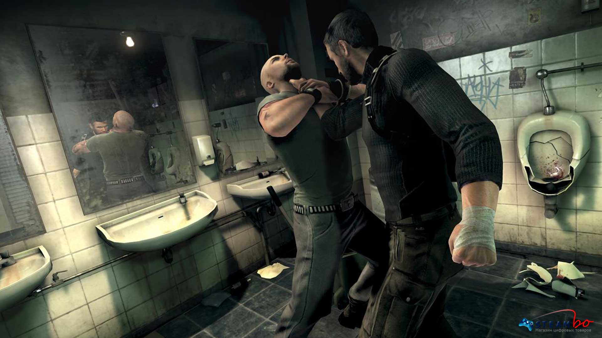 Splinter Cell Conviction Deluxe Row (Steam Gift/Key)