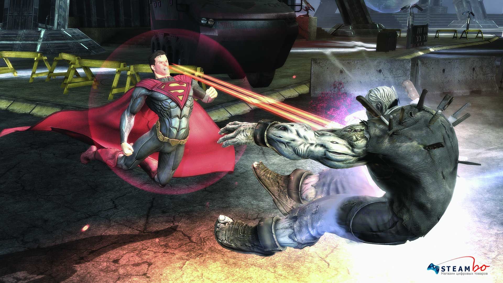 Injustice: Gods Among Us Ultimate ROW (Steam Key)