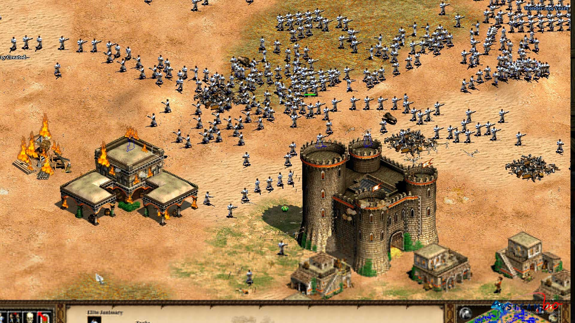 Age of Empires Legacy Bundle ROW (Steam Gift/Key)