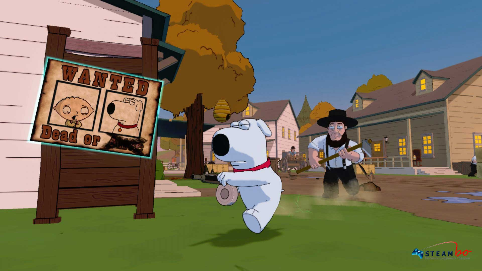 Family Guy: Back to the Multiverse ROW (Steam Gift/Key)
