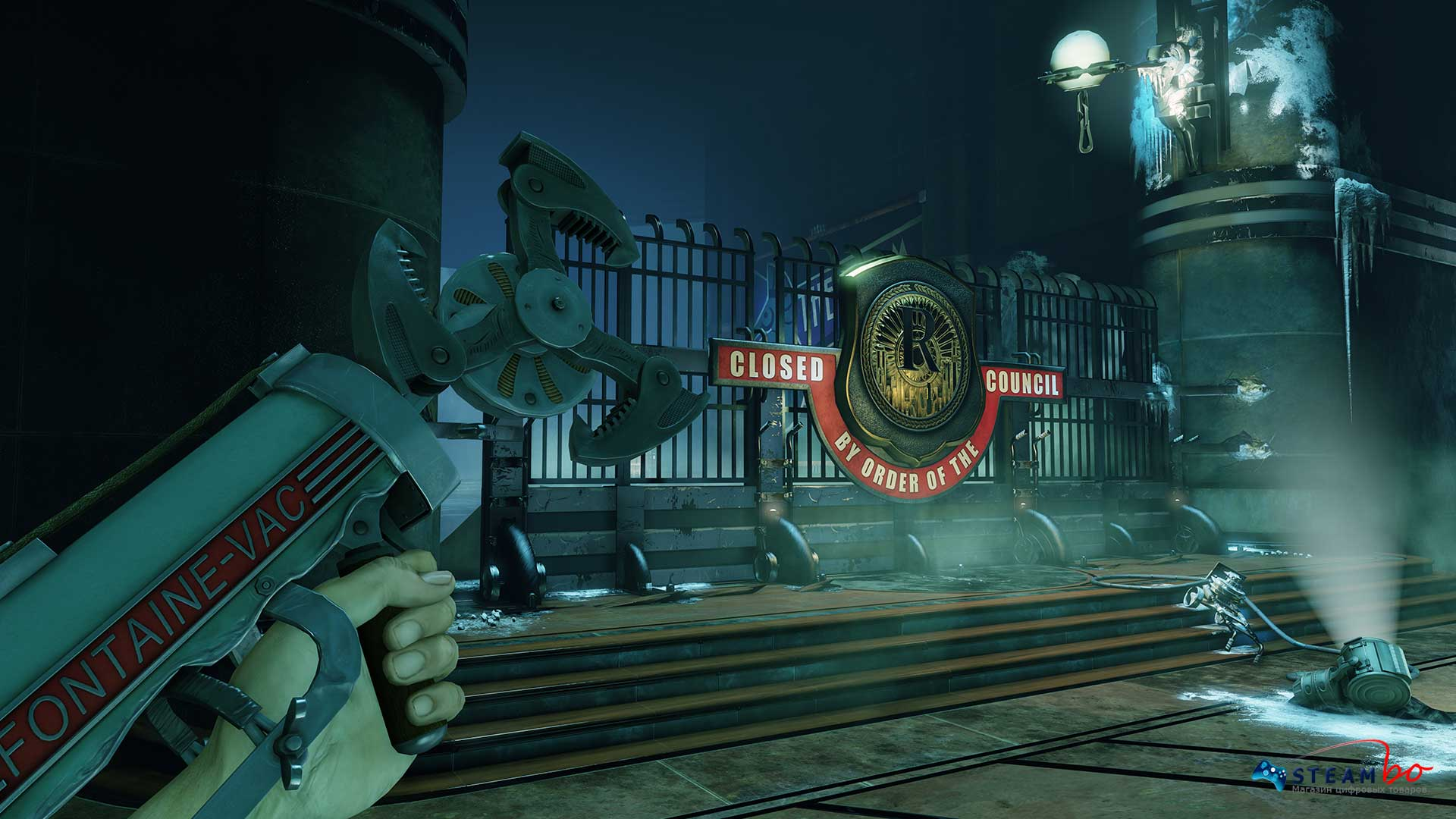 BioShock Infinite Burial Episode One  (Steam Gift) ROW