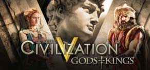 Civilization V Gods and Kings DLC ROW (Steam Gift/Key)