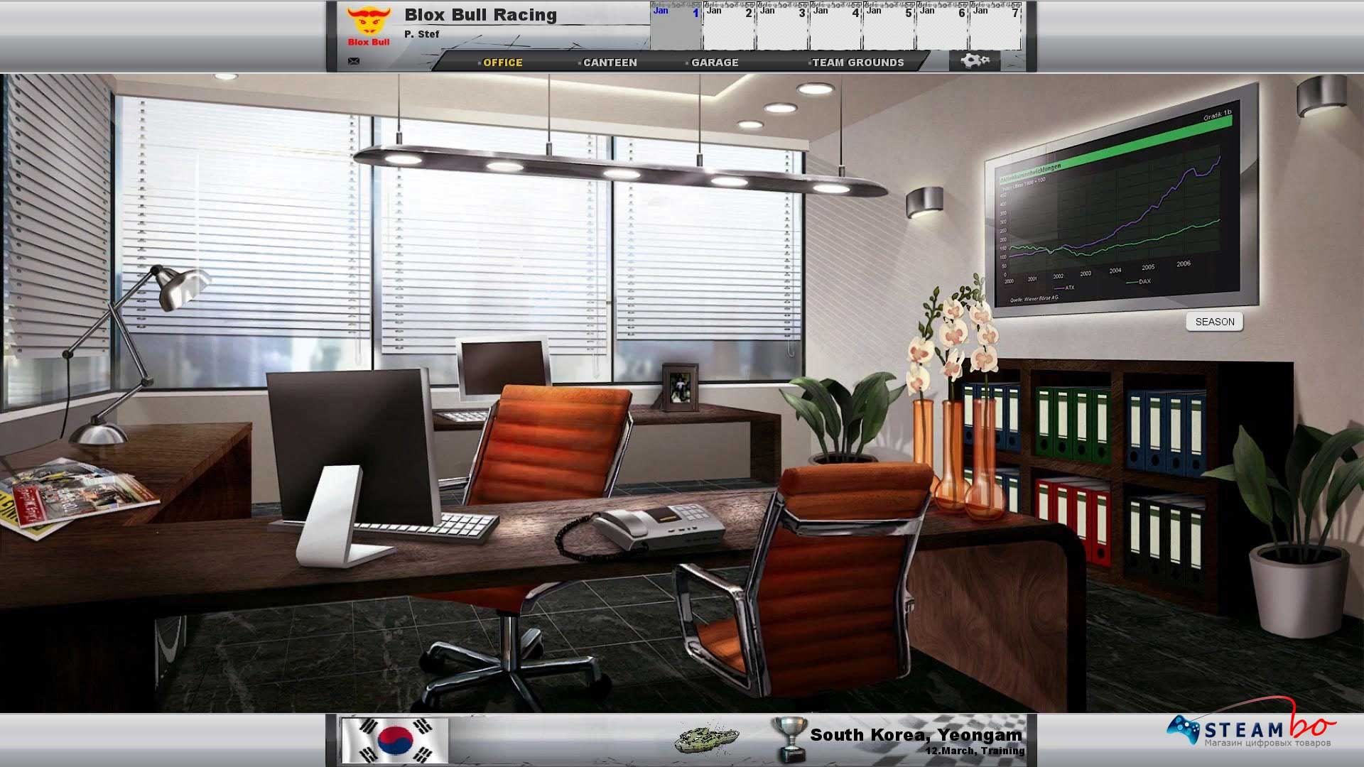 Racing Manager 2014 Region Free (Steam Gift/Key)