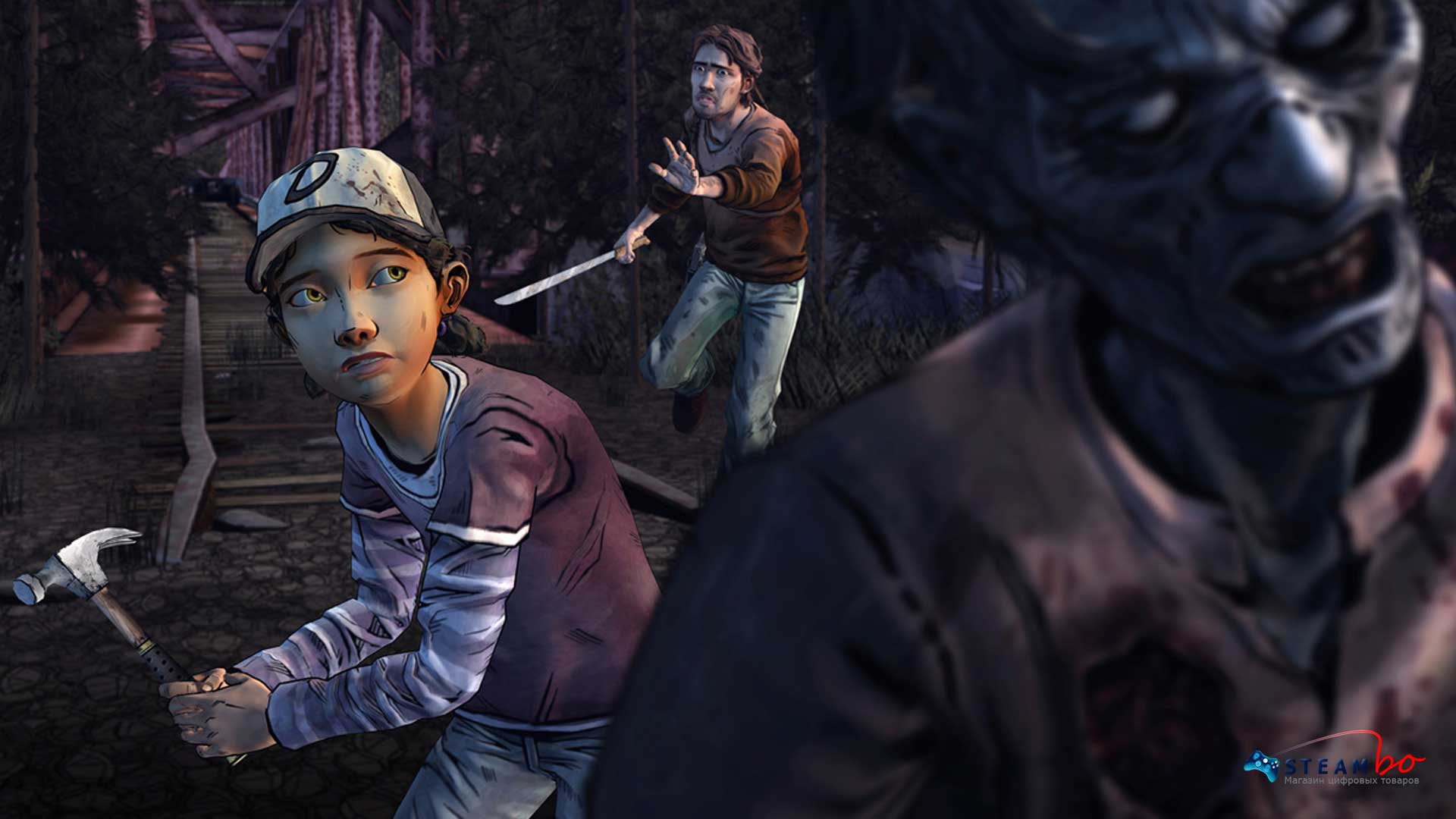 The Walking Dead Season 2 Region Free (Steam Key)