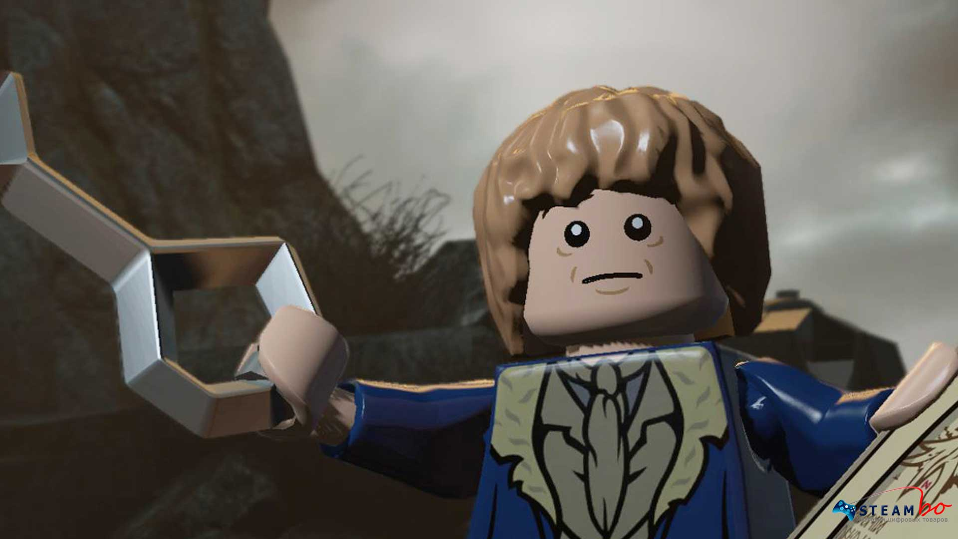 LEGO The Hobbit Big Little Character Pack (Steam Gift)