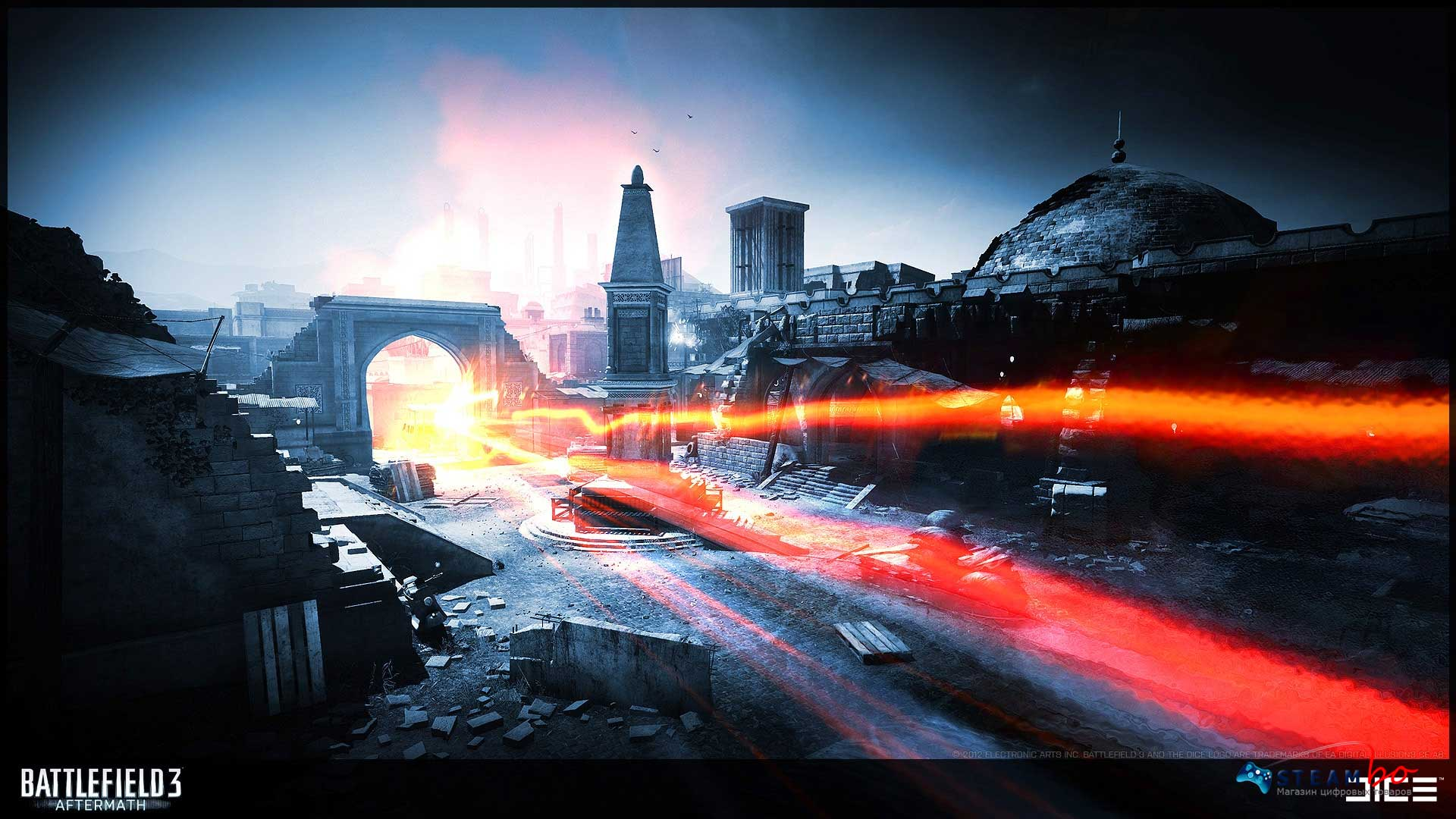 Battlefield 3: Aftermath Region Free (Origin key)