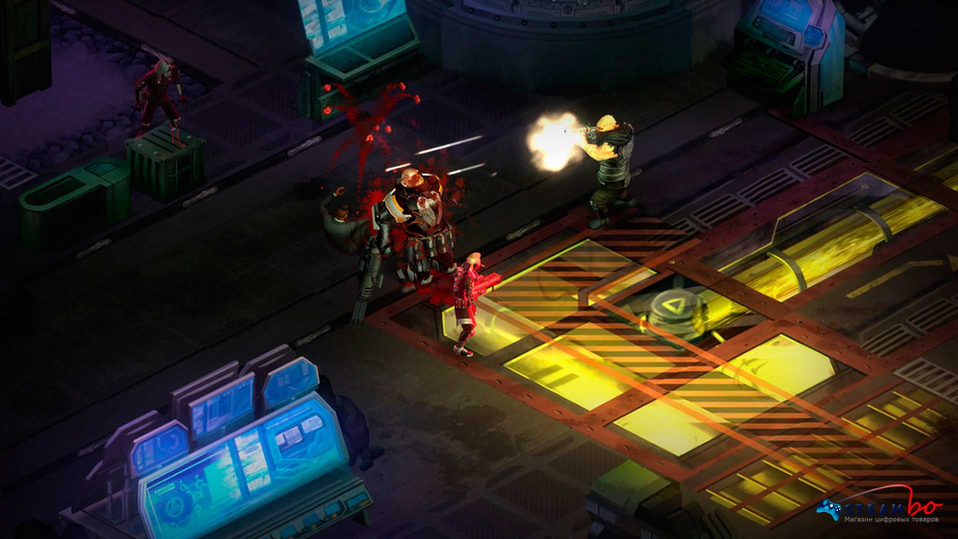 Shadowrun: Dragonfall DC Region Free (Steam Gift/Key)
