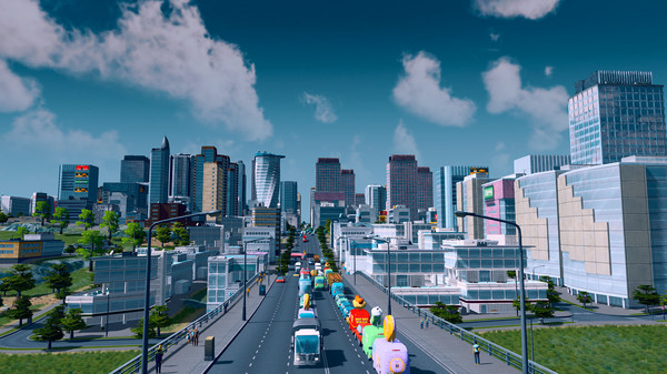 Cities: Skylines (Steam Gift | Region RU+CIS)