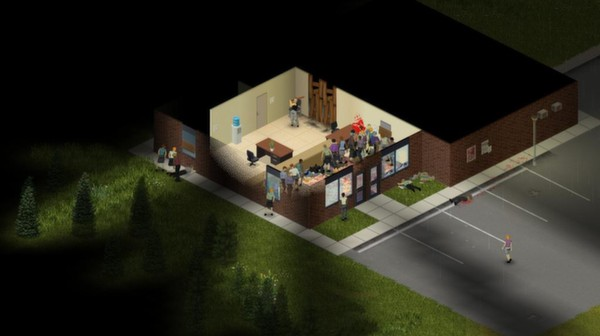 Project Zomboid (Steam Gift | Region Free | RoW)