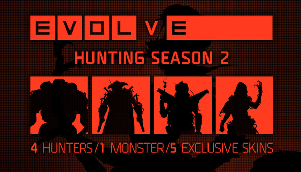 Evolve Hunting Season 2 (Steam Gift | Region RU + CIS)