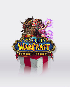 World of Warcraft® Time Card 30 дней (EURO) + ПОДАРОК