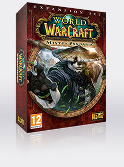 World of Warcraft®: Mists of Pandaria™ EU + Подарок
