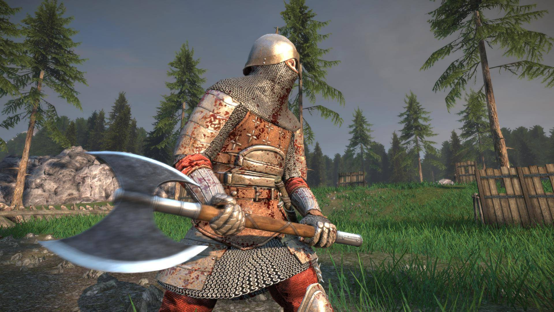 Chivalry: Medieval Warfare [Steam Gift] (Region Free)