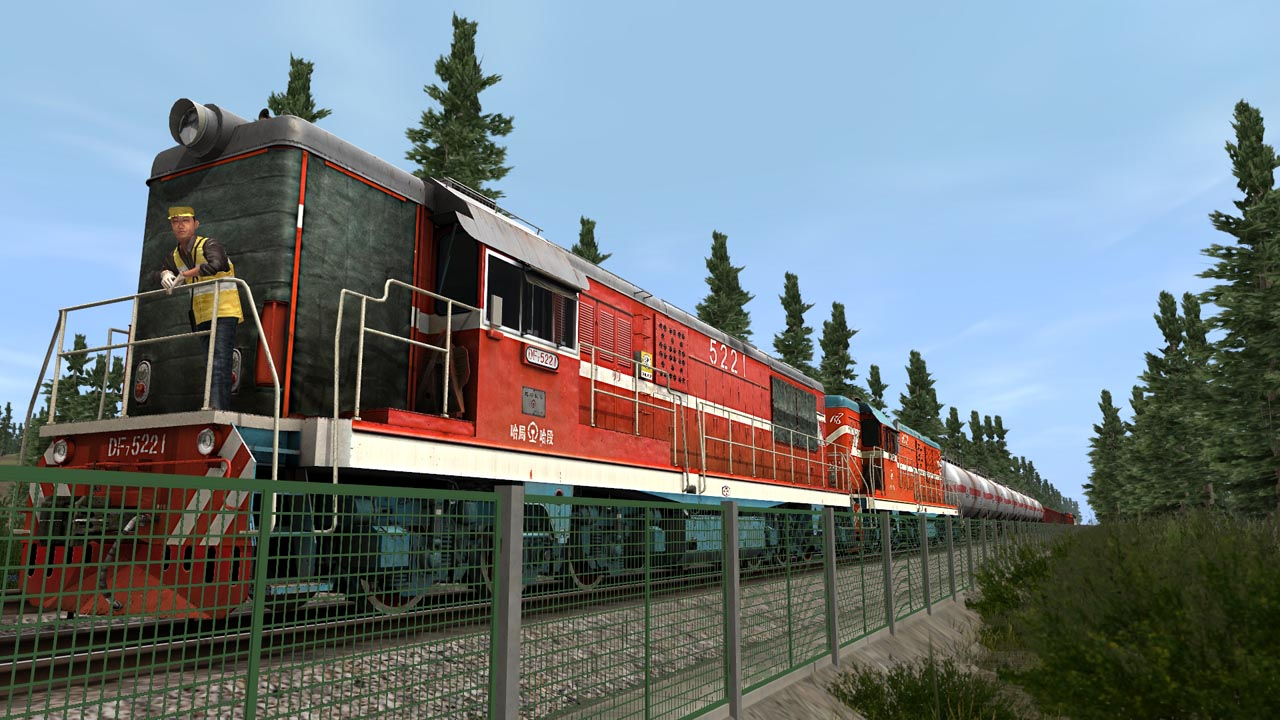 Trainz™ Simulator 12  + 2 DLC [Steam key] (Region Free)