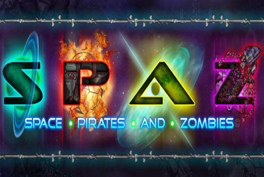 Space Pirates and Zombies [Steam key] (Region Free)