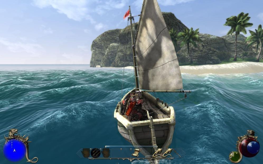 Где лодка в two world 2
