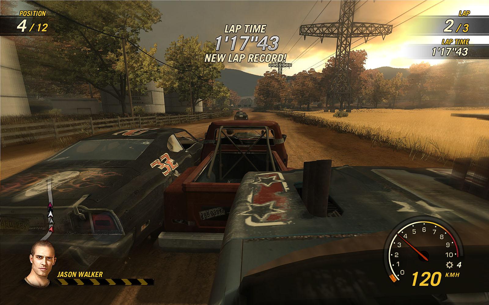 FlatOut Ultimate Carnage поднимает разрушительные гонки на новый уровень ко