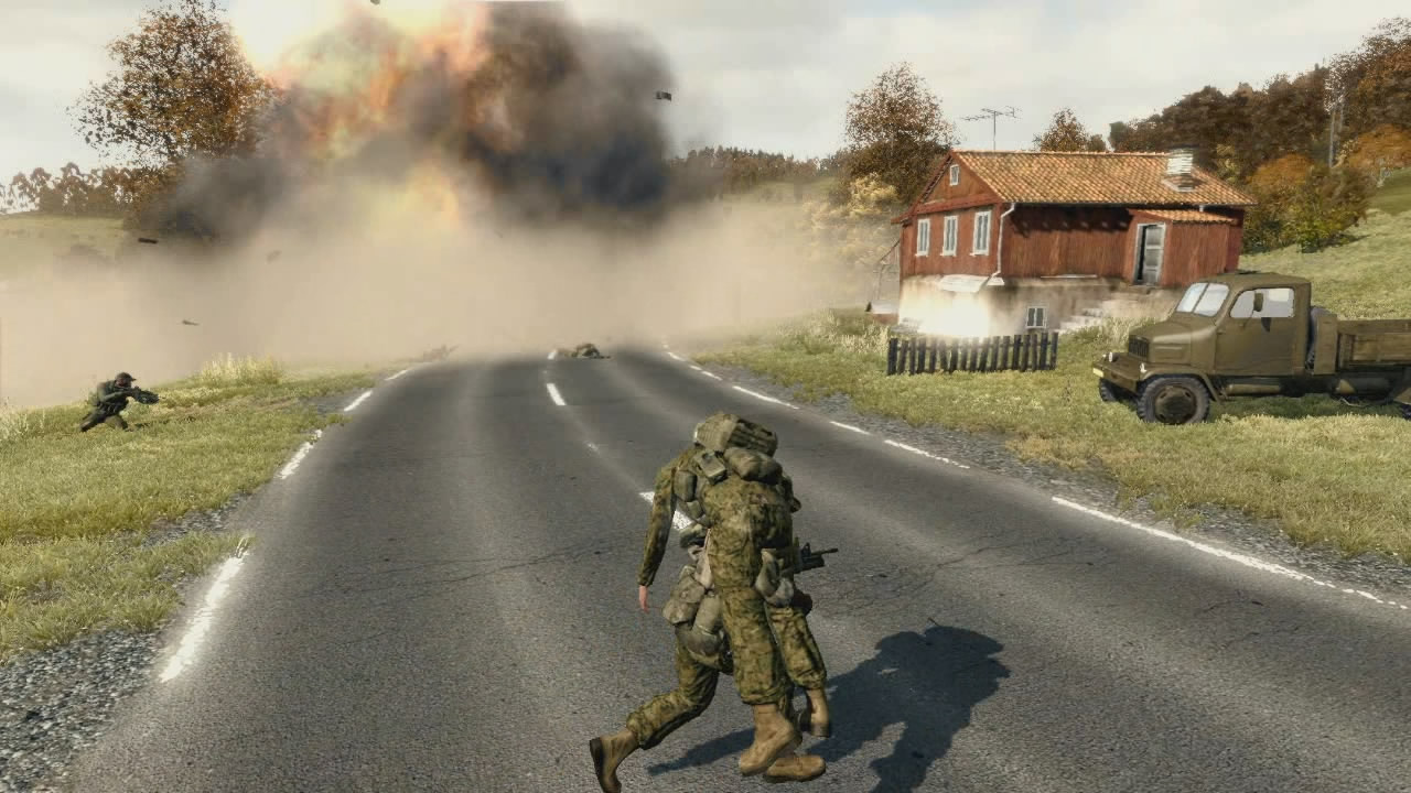 Arma II: Complete Collection + DayZ Steam Gift (RoW)