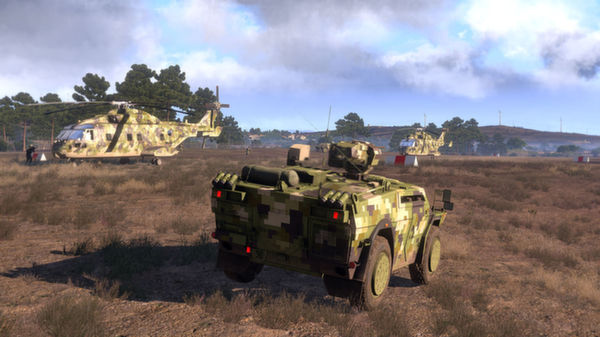Arma 3 (Steam Gift / Region RU+CIS)
