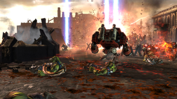 Warhammer 40,000: Dawn of War II (Steam ключ/Reg. Free)