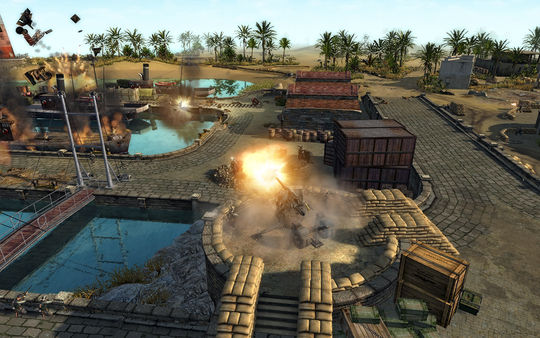 Men of War: Assault Squad + 5 DLC (Steam Key / RoW)