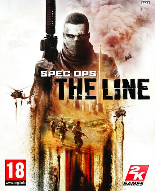 Spec Ops: The Line (Steam Gift RU/ CIS) + ПОДАРОК