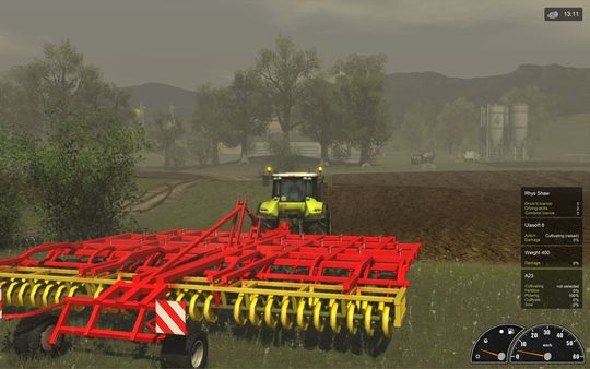 Agricultural Simulator 2011 Extended Ed. (Steam Key)