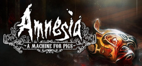 Amnesia A Machine for Pigs Steam Gift/ RoW /Region Free