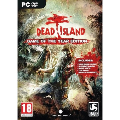 DEAD ISLAND GOTY(STEAMGIFT /REGION FREE /MULTILANGUAGE)