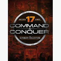 Command and Conquer The Ultimate Collection REGION FREE