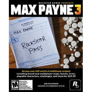 MAX PAYNE 3 SEASON PASS (STEAM CD KEY RegFREE) +СКИДКИ