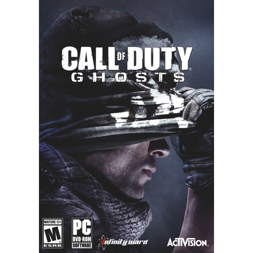 CALL OF DUTY GHOSTS (EU/MULTILANG)REGION FREE+DLC(SCAN)
