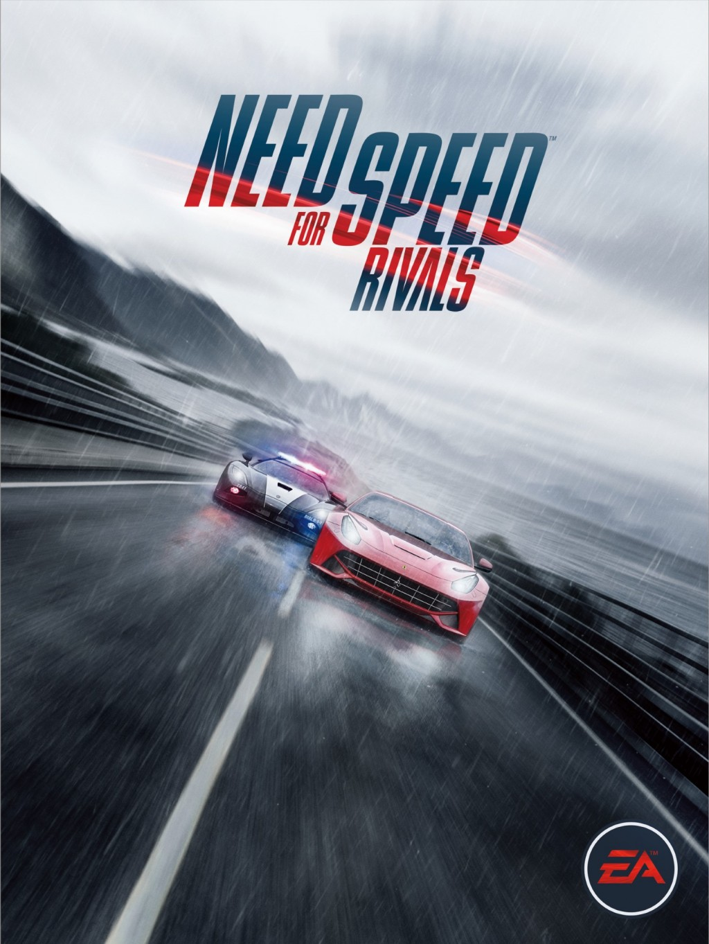 NEED FOR SPEED RIVALS (EU/MULTILANG) REGION.FREE