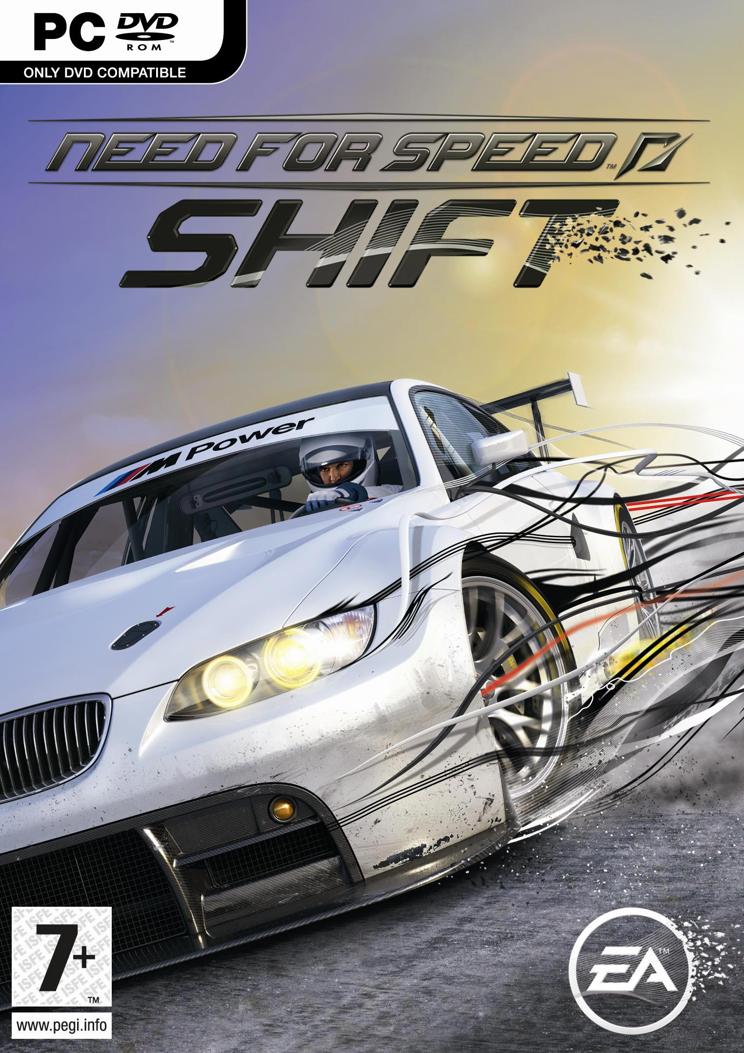 NEED FOR SPEED SHIFT (REGION FREE/STEAM)
