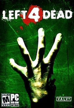 LEFT 4 DEAD STEAM GIFT (REGION FREE/MULTILANGUAGE)