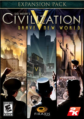Civilization V 5: Brave New World REG.FREE/MULTILANG)