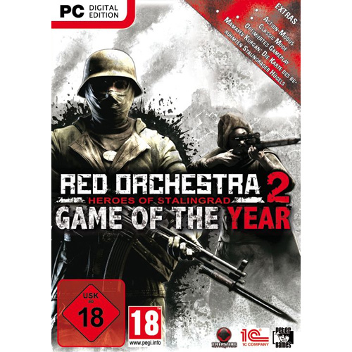Red Orchestra 2 Heroes Of Stalingrad GOTY (RegFREE)