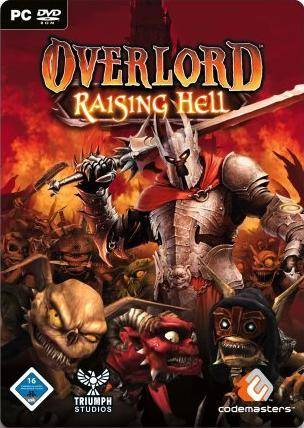 Overlord + Overlord Raising Hell STEAM(REGION FREE)