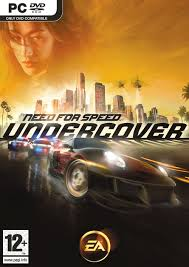 NEED FOR SPEED UNDERCOVER (REGION FREE/STEAM)