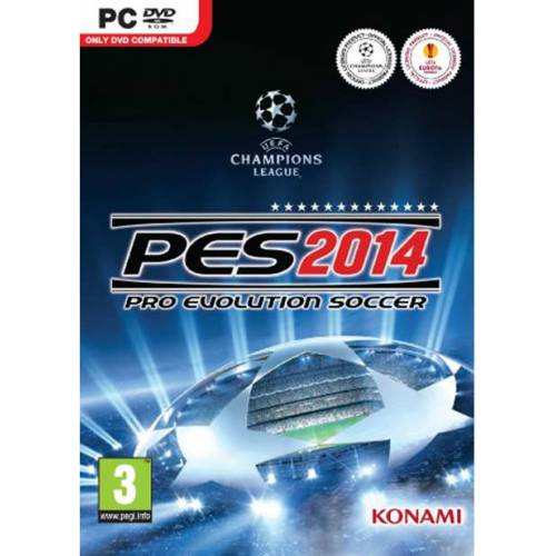 PRO EVOLUTION SOCCER 2014 (STEAM KEY/MULTILANG/RegFREE)